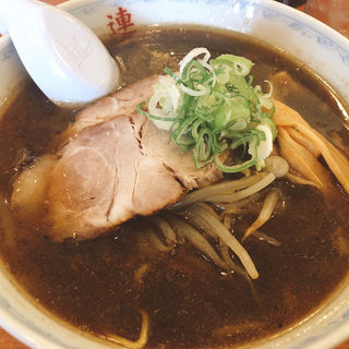 醤油ラーメン(さっぽろ純連 札幌本店)