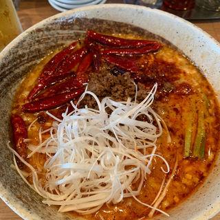 マーラー担々麺(胡楼亭)