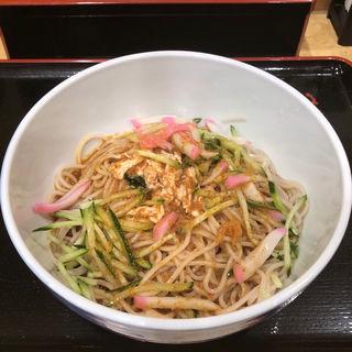 和風冷麺(小諸そば 赤坂店 )