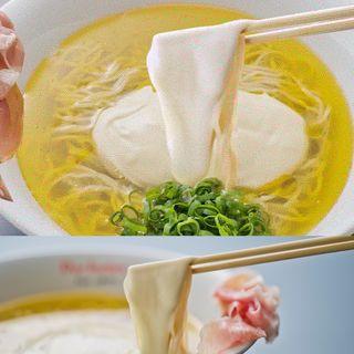 生ハムフロマージュ(黄金の塩らぁ麺 ドゥエ イタリアン 大阪店)