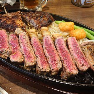 サーロインステーキ300g(1ポンドのステーキハンバーグタケル 上野店)