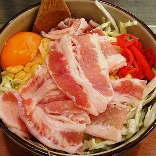 豚焼き(川崎こてがえし )