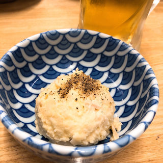 ポテトサラダ(酒処あかり)