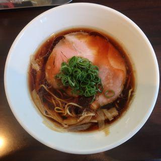 鶏中華そば(中華そば馨)