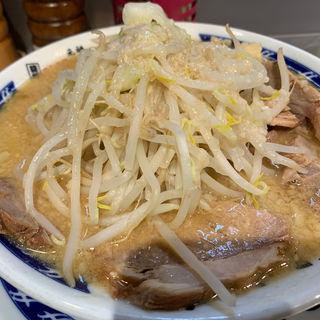 味噌ラーメン、こま切れチャーシュートッピング(らーめん大 平井店 )