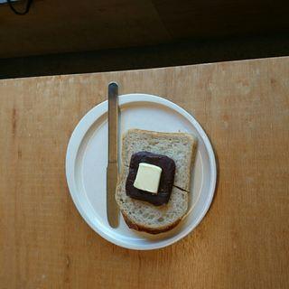 あんバタートースト(コーヒーライツ蔵前)