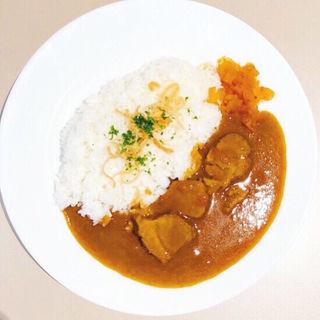 柔らかポークカレー(EAT an/other)