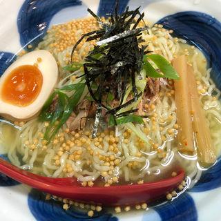 冷やし麺(洛二神 (らくにじん))