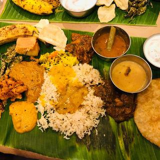 15周年記念スペシャルミールス(アーンドラ・キッチン (Andhra Kitchen))