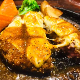 ハンバーグ(札幌牛亭 南池袋店 )