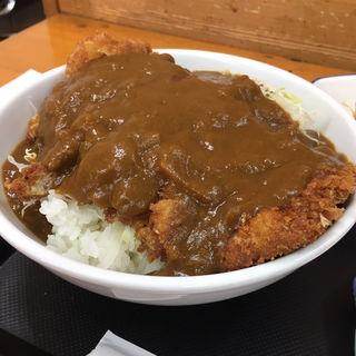 ロースカツどんぶり(物豆奇 五番館 (ものずき))