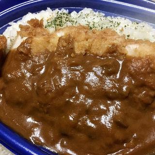 オホーツク産鶏胸肉のチキンカツカレー(ラルズマート 中島公園店)