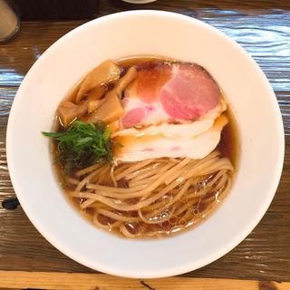 生醤油冷やしラーメン(金彩〜KinIro〜)