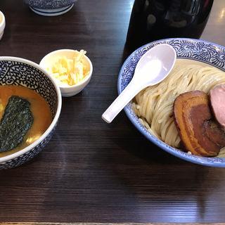 濃厚魚介つけ麺(豚骨一燈 立川店)