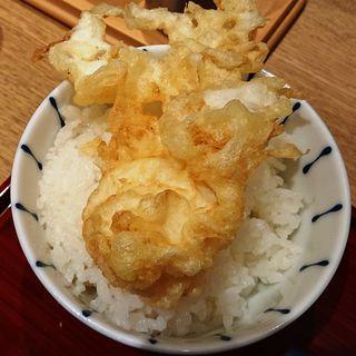 玉子天丼(ランチ小丼)(そばえもん 川崎アゼリア店)