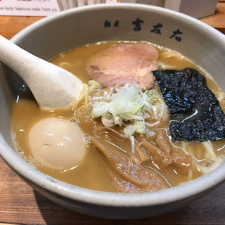 味玉ラーメン(麺屋 吉左右 (めんや きっそう))