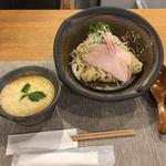 雲丹つけ麺(麦×鶏)