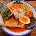 柚子辣湯麺(醤油)