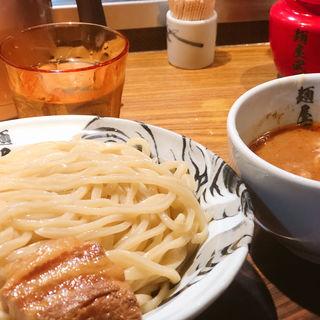 虎洞つけ麺(麺屋武蔵 虎洞 (めんやむさしこどう))