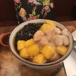 芋圓 芋満足(台湾甜商店 阪急三番街店)