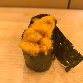 雲丹(鮨処 司)