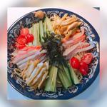 賄い冷麺(田園調布シークレットパスタ会)