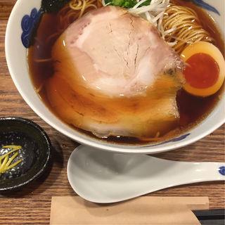 支那そば 黒(猪一 (イノイチ))