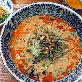 坦々麺ランチ(中国菜エスサワダ)