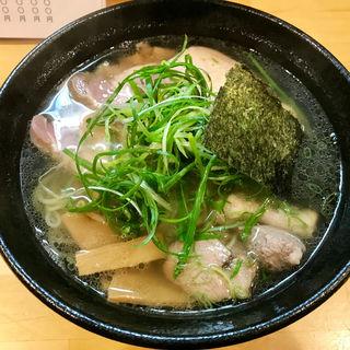 肉塩(大阪麺哲 (メンテツ))