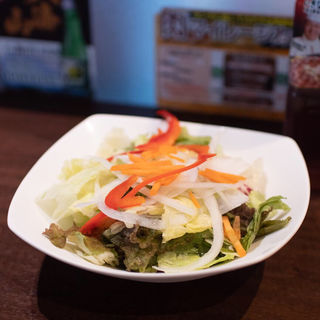レタスミックスサラダ(いきなりステーキ 姫路駅前店)