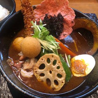 エビづくし(奥芝商店 八王子片倉城 )