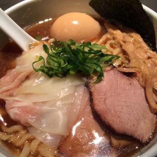 濃厚虎嘯ら〜麺(麺屋武蔵 虎嘯 (こしょう))