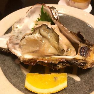 岩牡蠣(祇園おかだ )