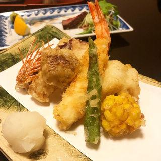 天ぷら(祇園おかだ )