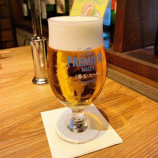生ビール(うしごろバンビーナ・カルボーネ 中目黒店 )
