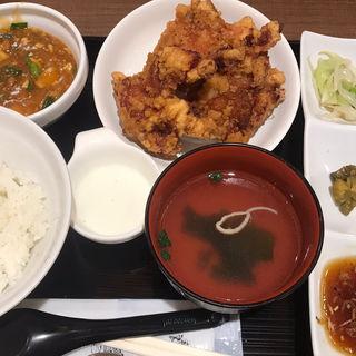 ディナー定食(中国料理 布袋 赤れんがテラス店 (ホテイ))