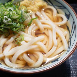 冷かけ(丸亀製麺 飾西店 )