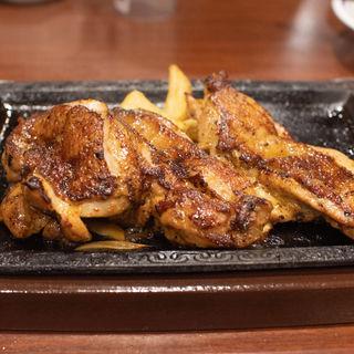 大盛り若鶏のスパイスグリル(ステーキガスト 姫路砥堀店 )
