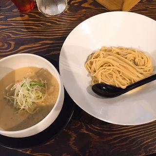 麦みそ 冷や汁つけ麺(みつか坊主 醸 (カモシ))