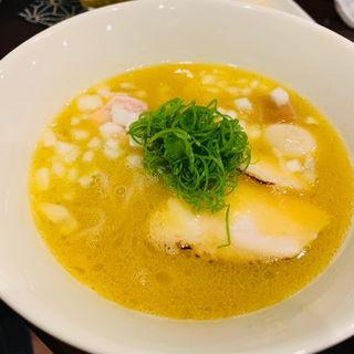 鶏白湯ラーメン(鳥田中)