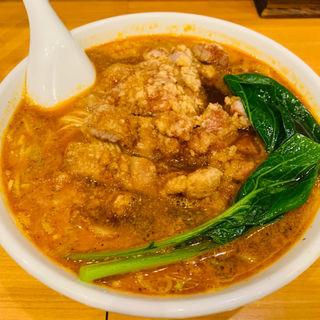パイコウタンタン麺(我流担々麺 竹子 天神下店 )
