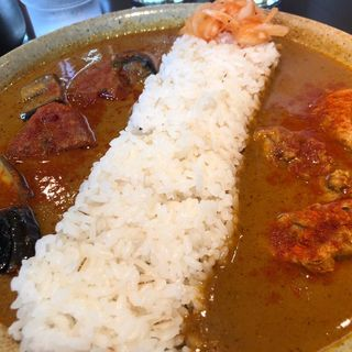 ダブルセット チキンとナストマト(けらら (kalala))