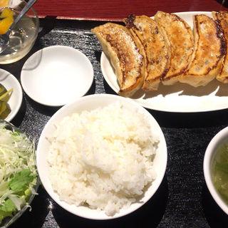 大餃子定食(サンコウエンチャイナ・カフェ アンド ダイニング (SANKOUEN CHINA CAFE & DINING))