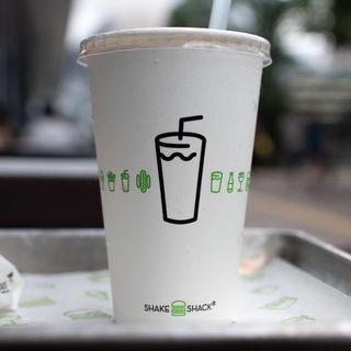 コーヒーシェイク(シェイクシャック阪神梅田本店)
