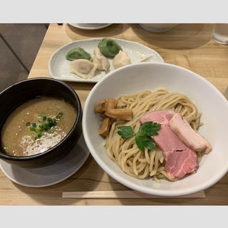 濃厚鶏つけ麺(麺堂イズム)