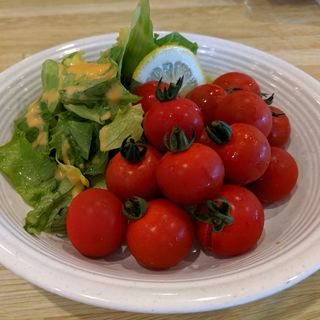 トマトサラダ(レストラン鶴 )
