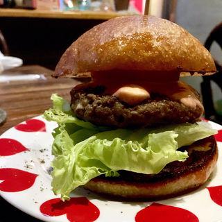 スペシャルハンバーガー(あいちゃん)