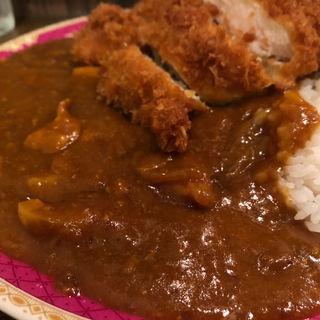 チキンかつカレー(キッチン大正軒)
