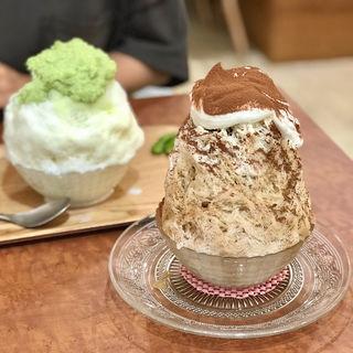 珈琲屋のティラミス Ver2(がるる氷 (GARuRu KO-RI))