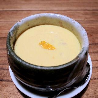 茶碗蒸し(谷中の雀 )